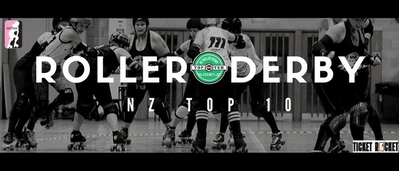 NZ Roller Derby Top 10 Championships