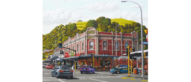 Auckland Heritage Festival: History of Mount Eden: Book Talk
