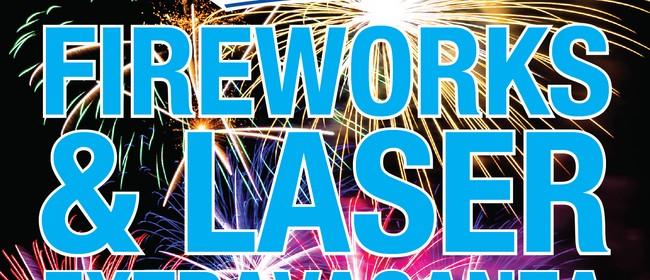 Starlight Cinema Fireworks & Laser Extravaganza