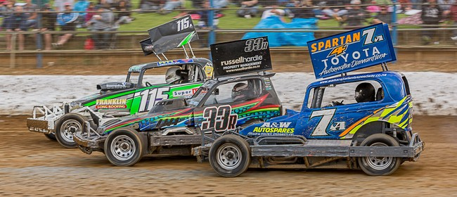 Waikaraka Family Speedway - Season Grand Opening
