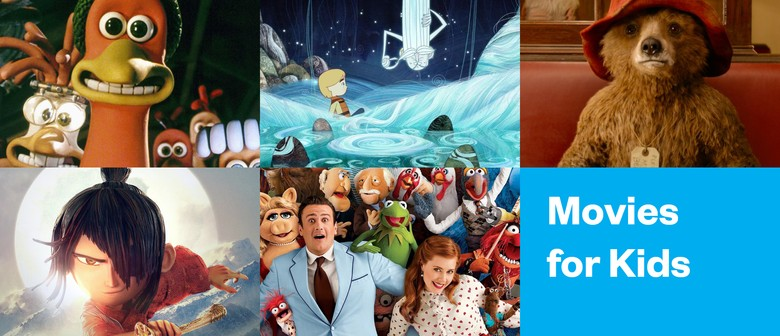 Ten of the Best: Holiday Movies for Kids Week Two