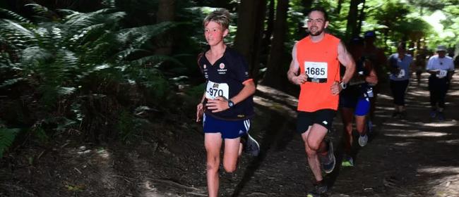 Copthorne Rotorua Off-Road Half Marathon