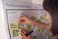 Image for event: Business Model Canvas Workshop: Social Enterprise Edition
