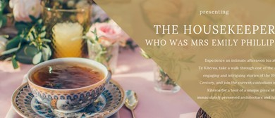 The Housekeeper - Who Was Mrs Emily Phillips?