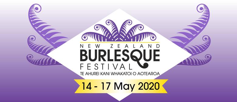 NZ Burlesque Festival 2020 - The Royal Tease