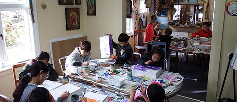 Spring Holiday Art School