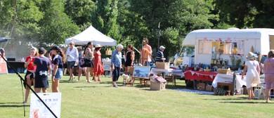 The Higgins Heritage Park & Community Craft Event