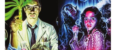 Halloween Spook NIght Special - Suspiria & Re-Animator