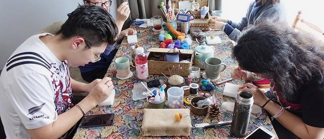 Make Your Own Wool Felt Accessories Handcrafts