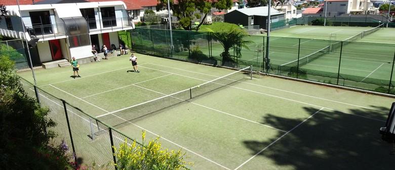 Tennis for Potential Members