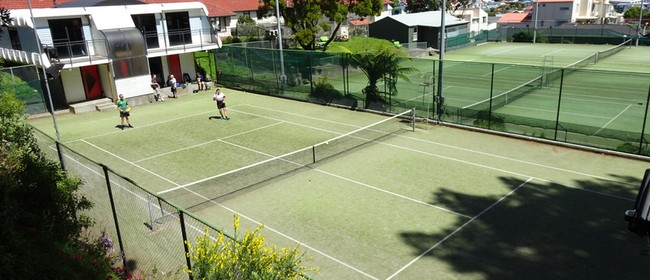 Tennis for Potential Members