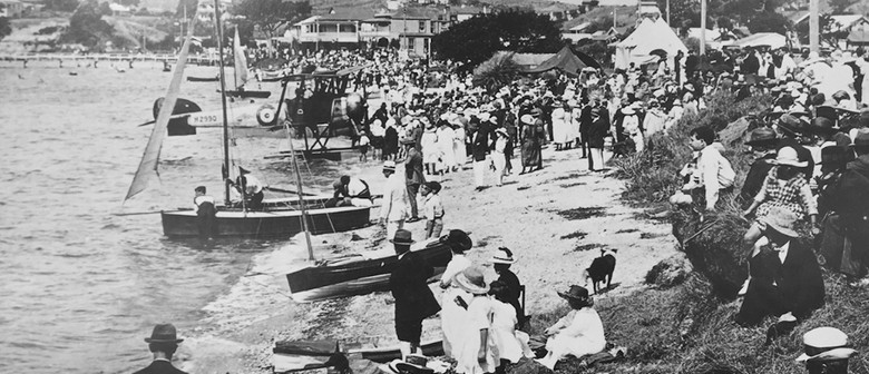 St Heliers by the Sea: A Photographic Exhibition
