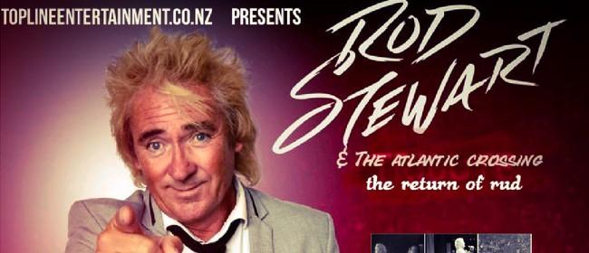 Rud Stewart - The Rod Stewart Tribute Show