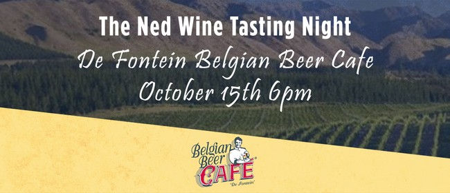 The Ned Wine Tasting and 3-Course Dinner: CANCELLED