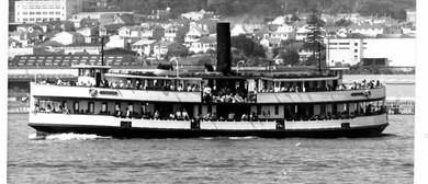 Auckland Heritage Festival: 70 Million Journeys, Toroa Ferry