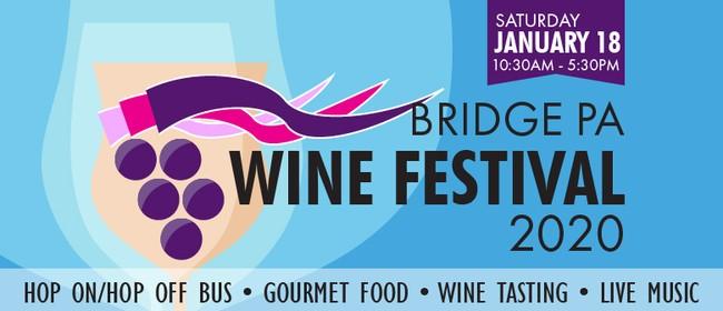 The Bridge Pa Wine Festival 2020