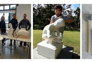 Image for event: GJH4: Oamaru Stone Sculpture with Gregory James: CANCELLED