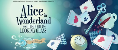 Alice and Wonderland and Through the Looking Glass