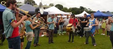 Grey Lynn Park Festival