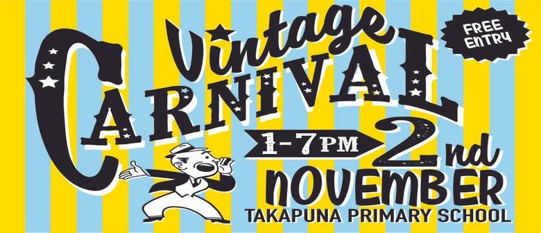 Takapuna Primary School Vintage Carnival