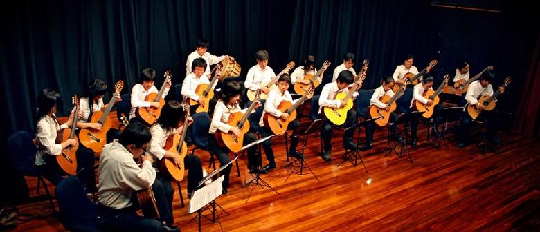 NZ Guitar Ensemble Third Annual Concert
