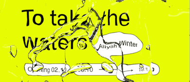 To Take the Waters | Aliyah Winter
