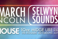 Image for event: Selwyn Sounds 2020