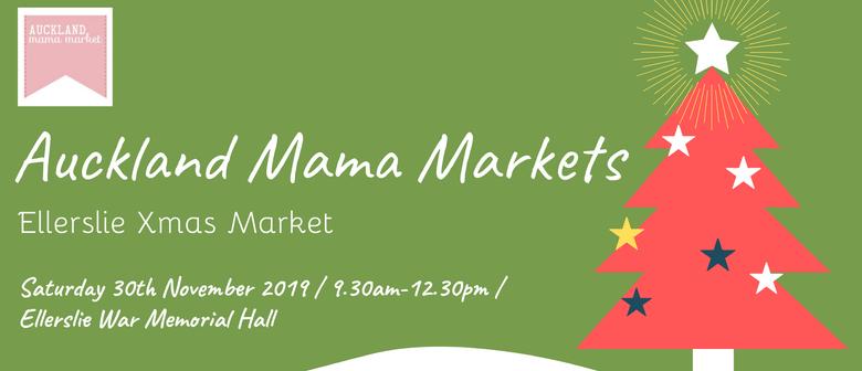 Auckland Mama Markets - Ellerslie Xmas Market