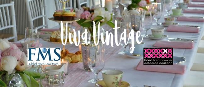 Viva Vintage Cancer Charity Fundraiser