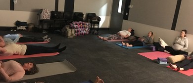 Pregnancy Yoga with Marina Locke