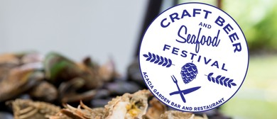 Craft Beer and Seafood Festival