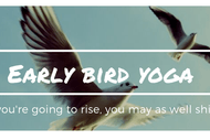Image for event: Early Bird Yoga