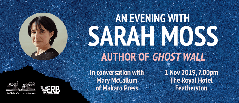 Sarah Moss in Conversation with Mary McCallum