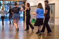 Image for event: Beginners Latin and Ballroom Dance Classes