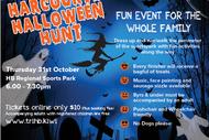 Harcourts Halloween Hunt
