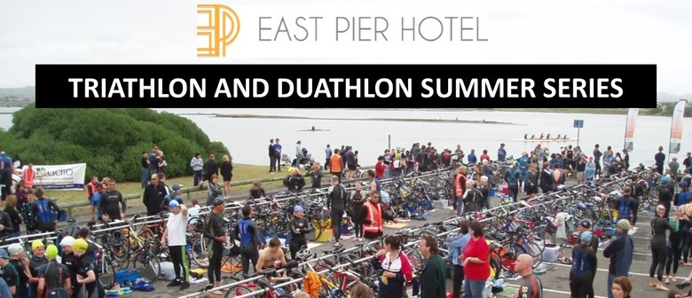 East Pier Triathlon and Duathlon Summer Series