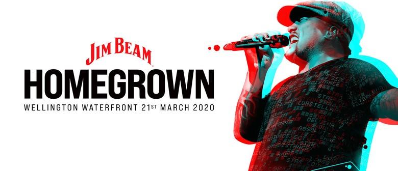 Jim Beam Homegrown: POSTPONED
