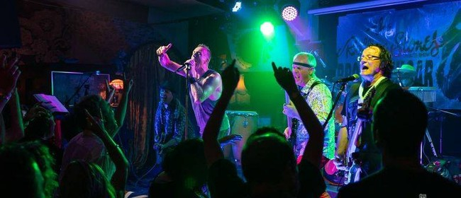 The Rolling Stones Tribute Band (Brown Sugar)