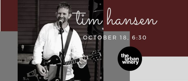 Happy Hour with Tim Hansen