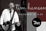Happy Hour with Tim Hansen