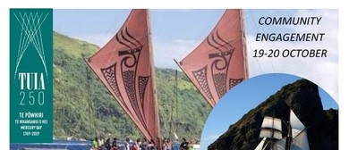 Waka Open Day and Pacific Voyaging Education