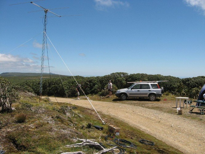New Zealand Amateur Radio 59