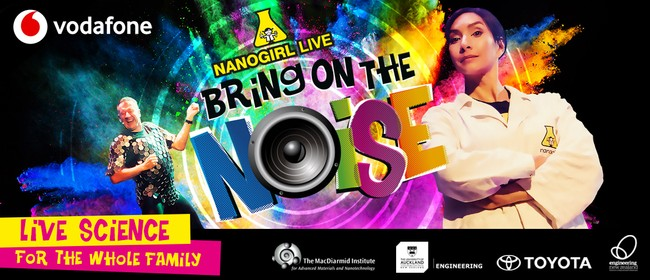 Nanogirl Live - Bring On the Noise