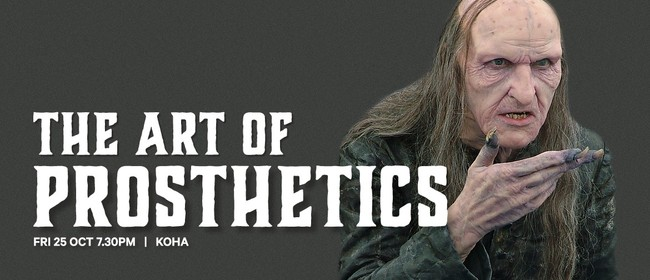 In Conversation: The Art of Prosthetics with Simon Rose