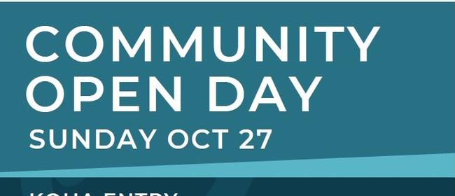 Pukaha Community Open Day