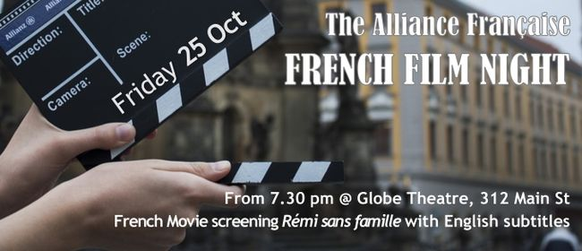 French Film Night: Rémi Sans Famille