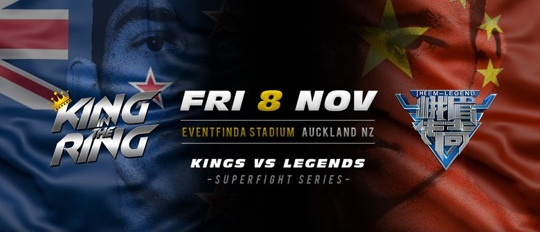 King in the Ring Super Fight Series - Kings vs Legends