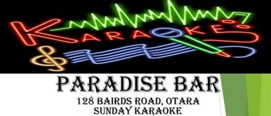Sunday Karaoke