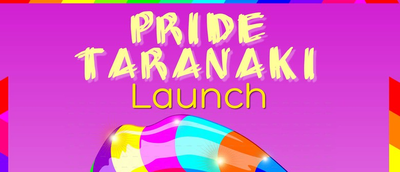 Pride Taranaki Launch Evening