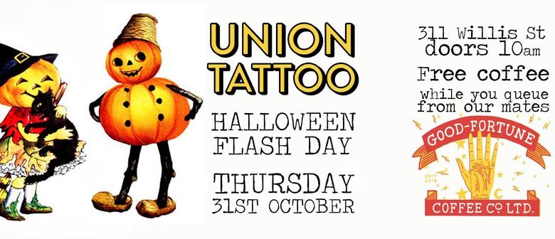 Halloween Flash Day 2019